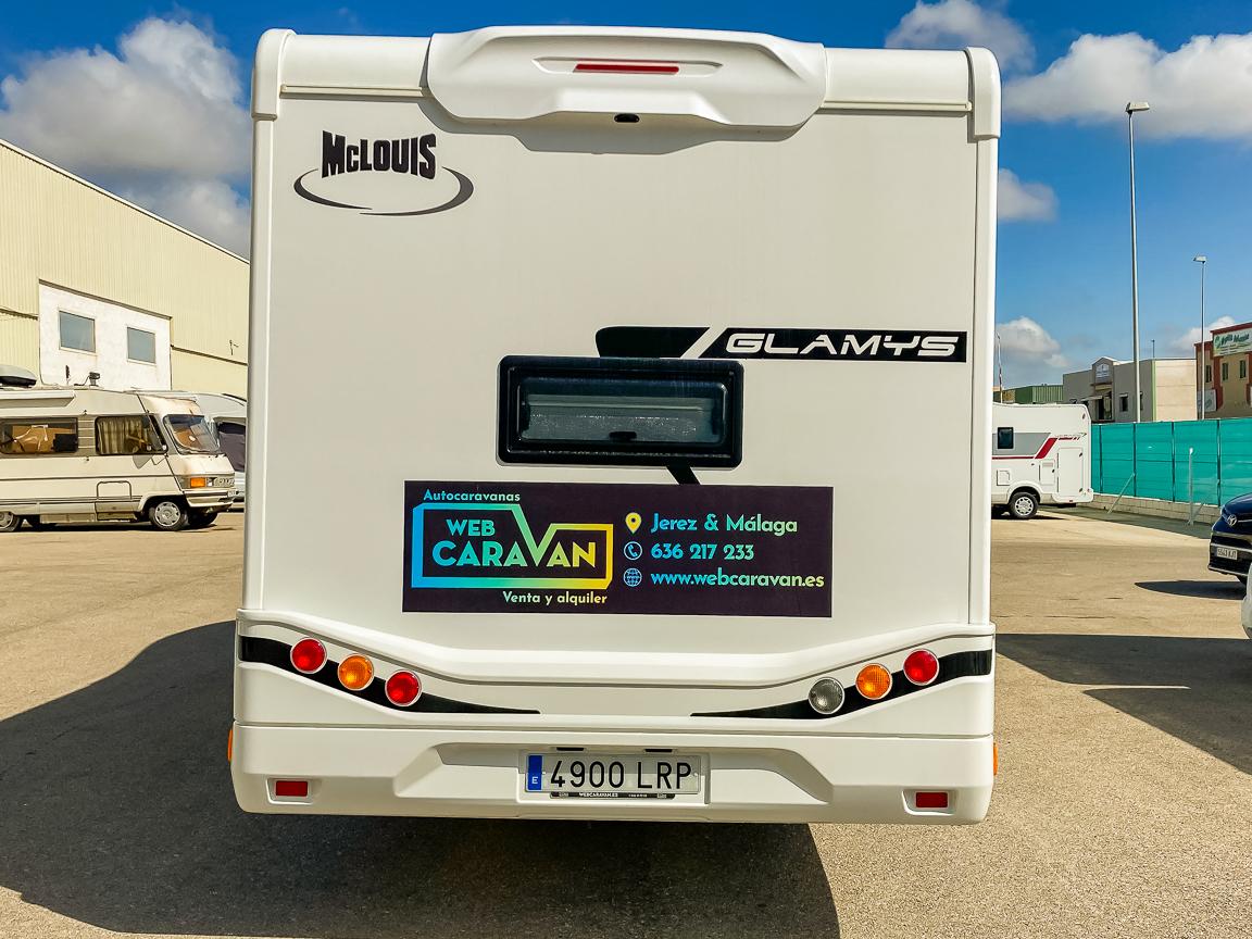 MCLOUIS CAPUCHINA GLAMYS 223 2.3 140CV