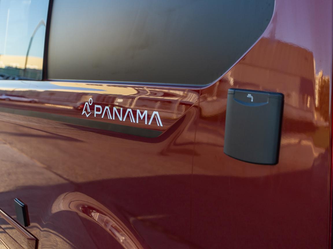 PANAMA P10+ 2.0 170CV - ROUGE CARMIN - 2022