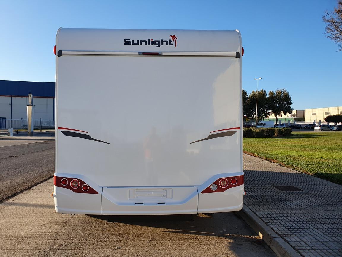 SUNLIGHT T58 2.3 120CV-2020