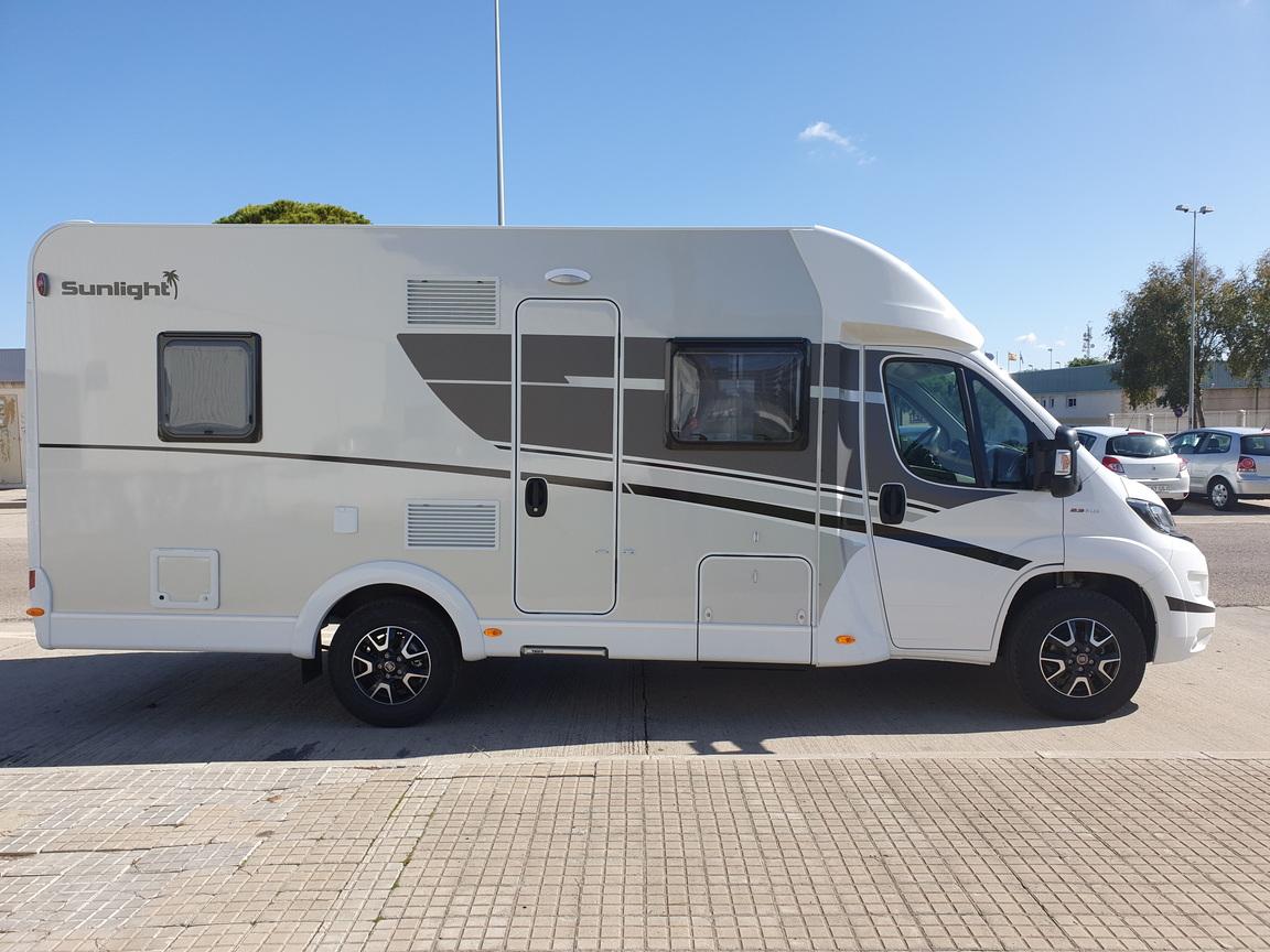 PERFILADA SUNLIGHT  T64  FIAT 140CV-2020