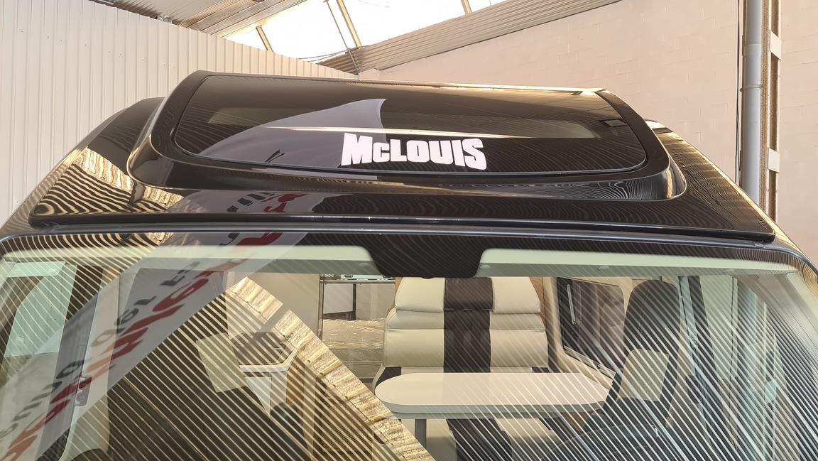 MCLOUIS MENFYS VAN  MAXI 3 S LINES 2.3 140CV