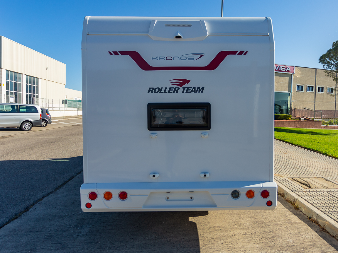ROLLER TEAM PERFILADA KRONOS 274 TL 2.0 170CV