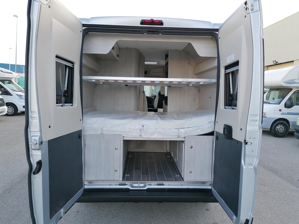 ROLLER TEAM CAMPER VAN LIVINGSTONE SPORT 5 2.3 140CV
