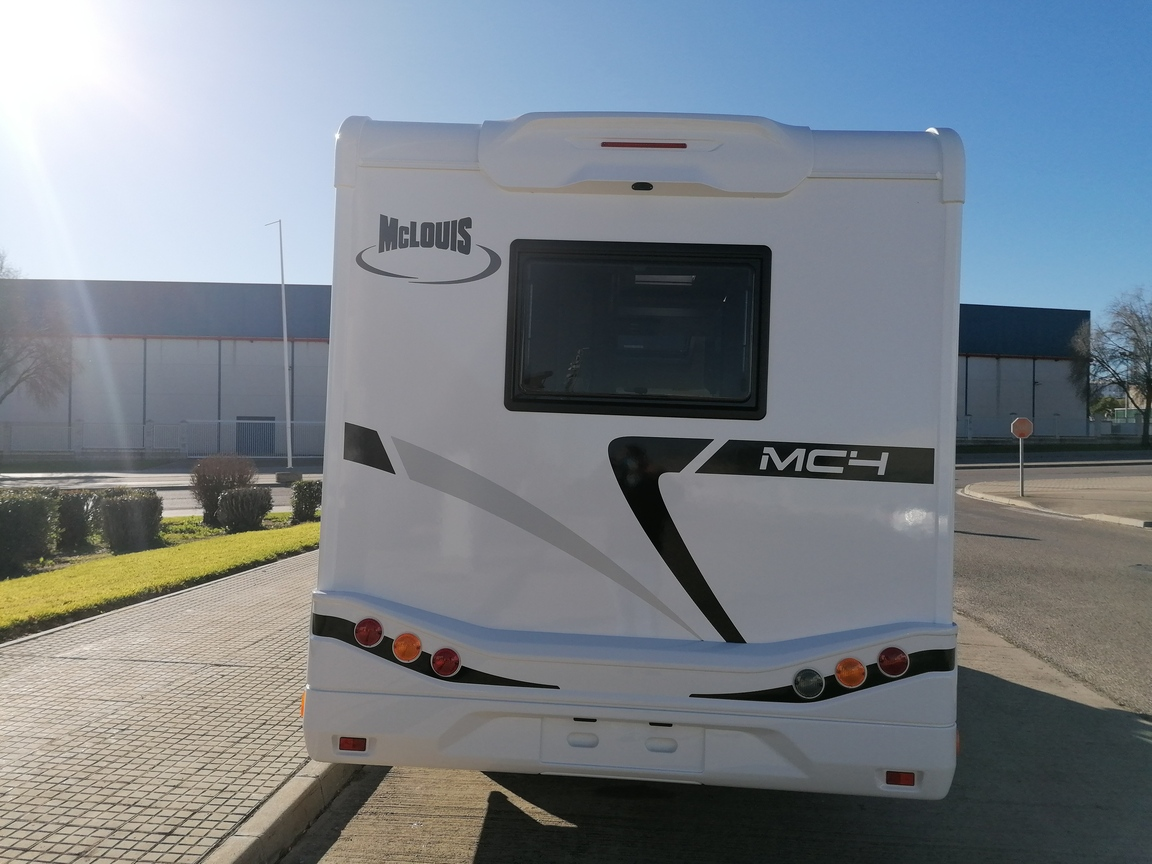 MCLOUIS PERFILADA MC4 330 2.3 140CV