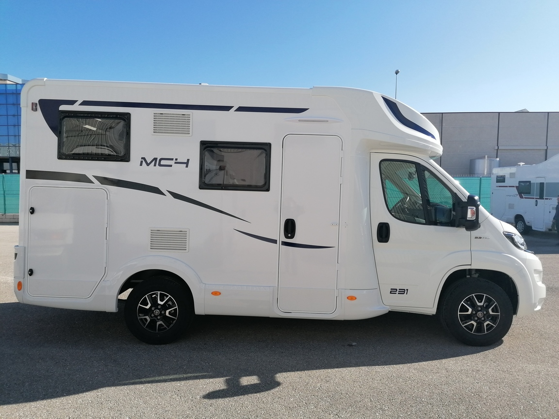 MCLOUIS PERFILADA MC4 231 2.3 140CV