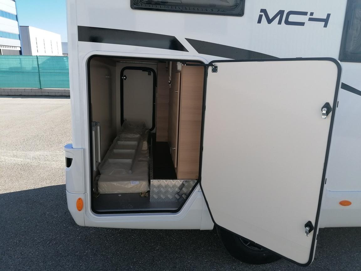 MCLOUIS MC4 231 2.3 140CV