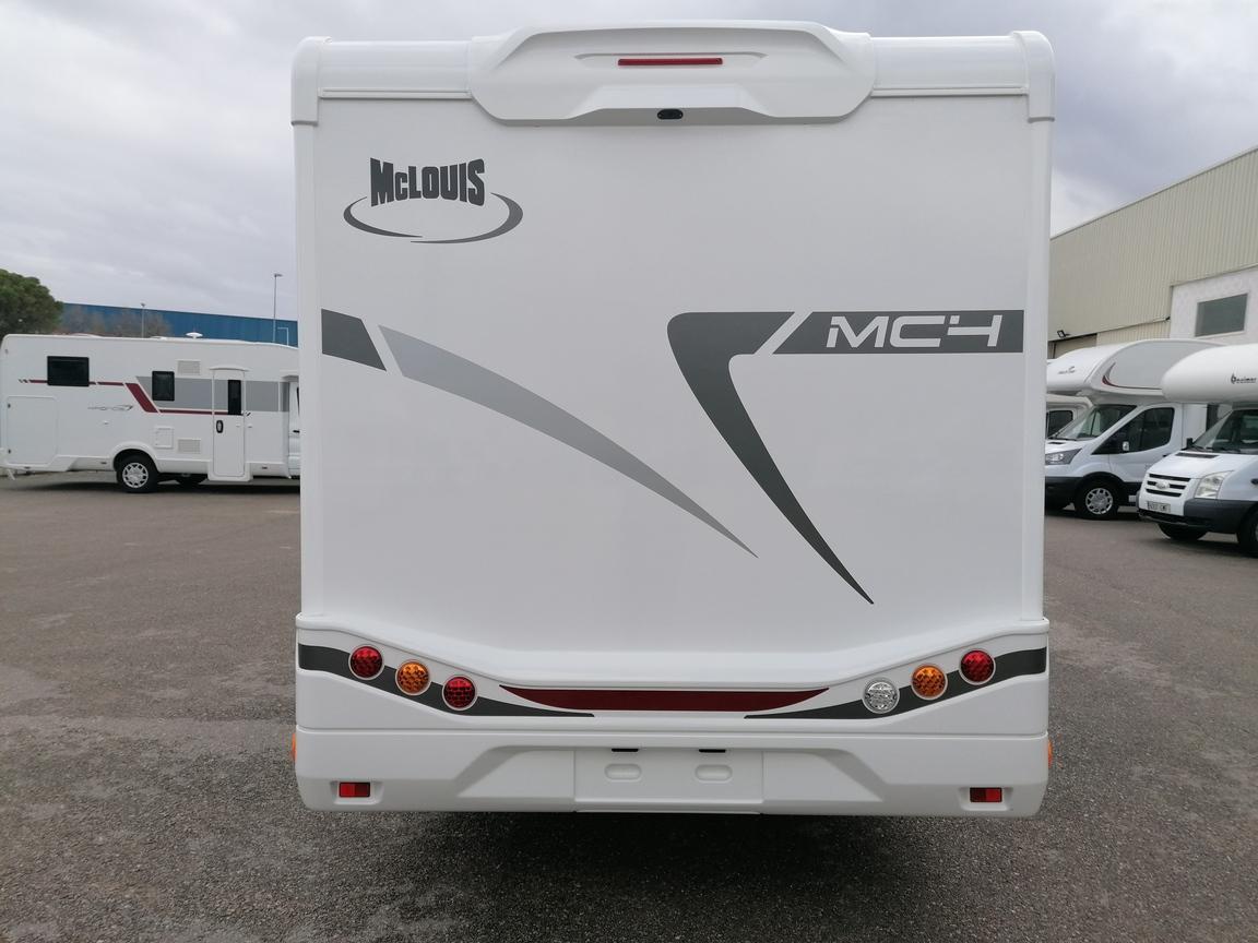 MCLOUIS PERFILADA MODELO MC4 879 FIAT 2.3 140CV