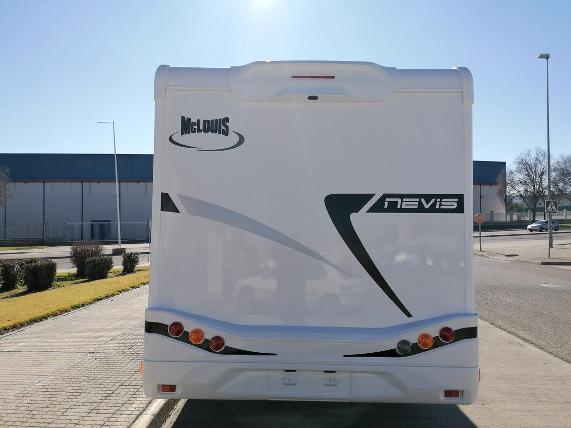 MCLOUIS INTEGRAL NEVIS 379 2.3 160CV