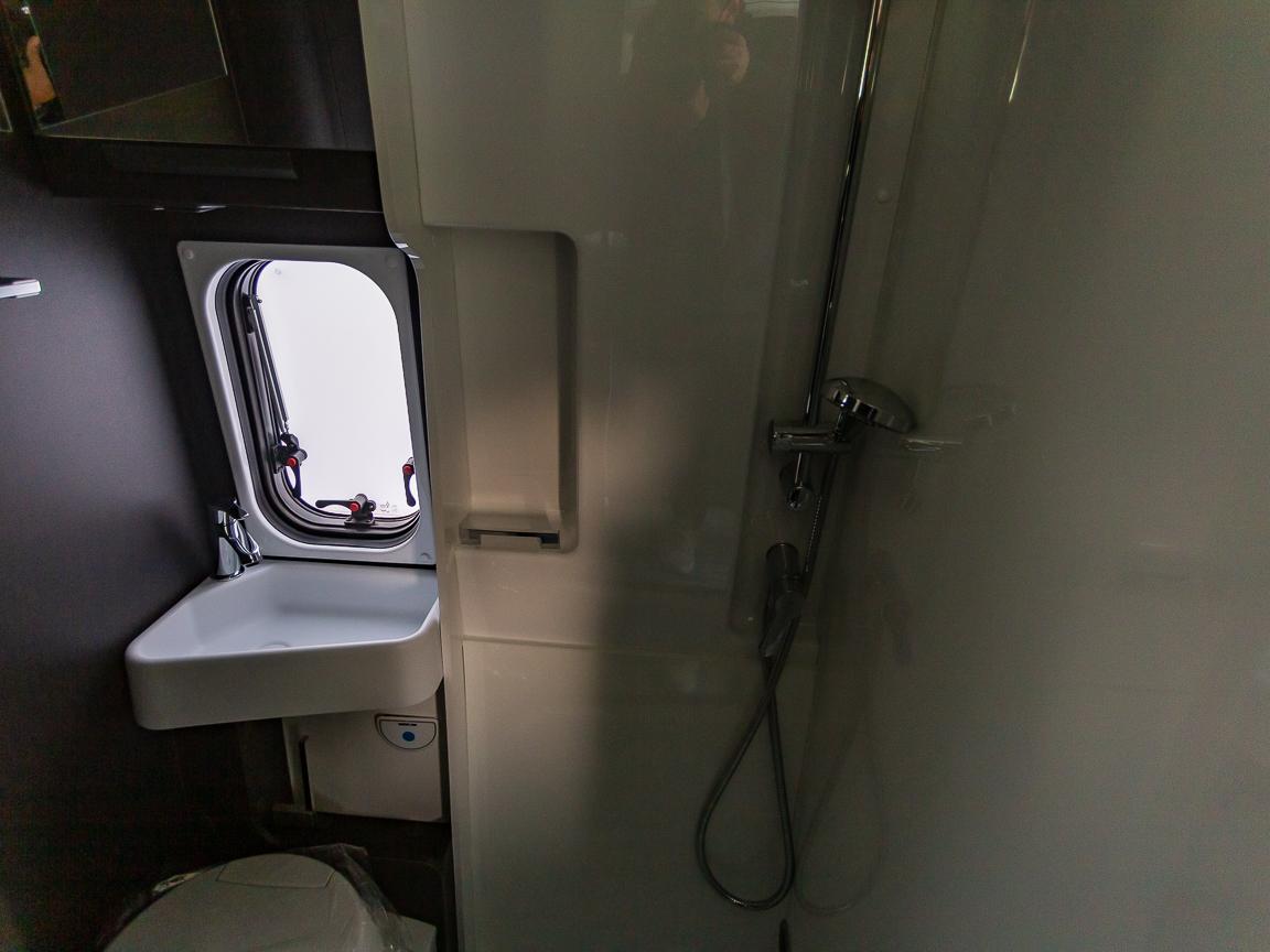 MCLOUIS CAMPER VAN MENFYS VAN 4 XL S-LINE 2.3 140CV - IRON GREY